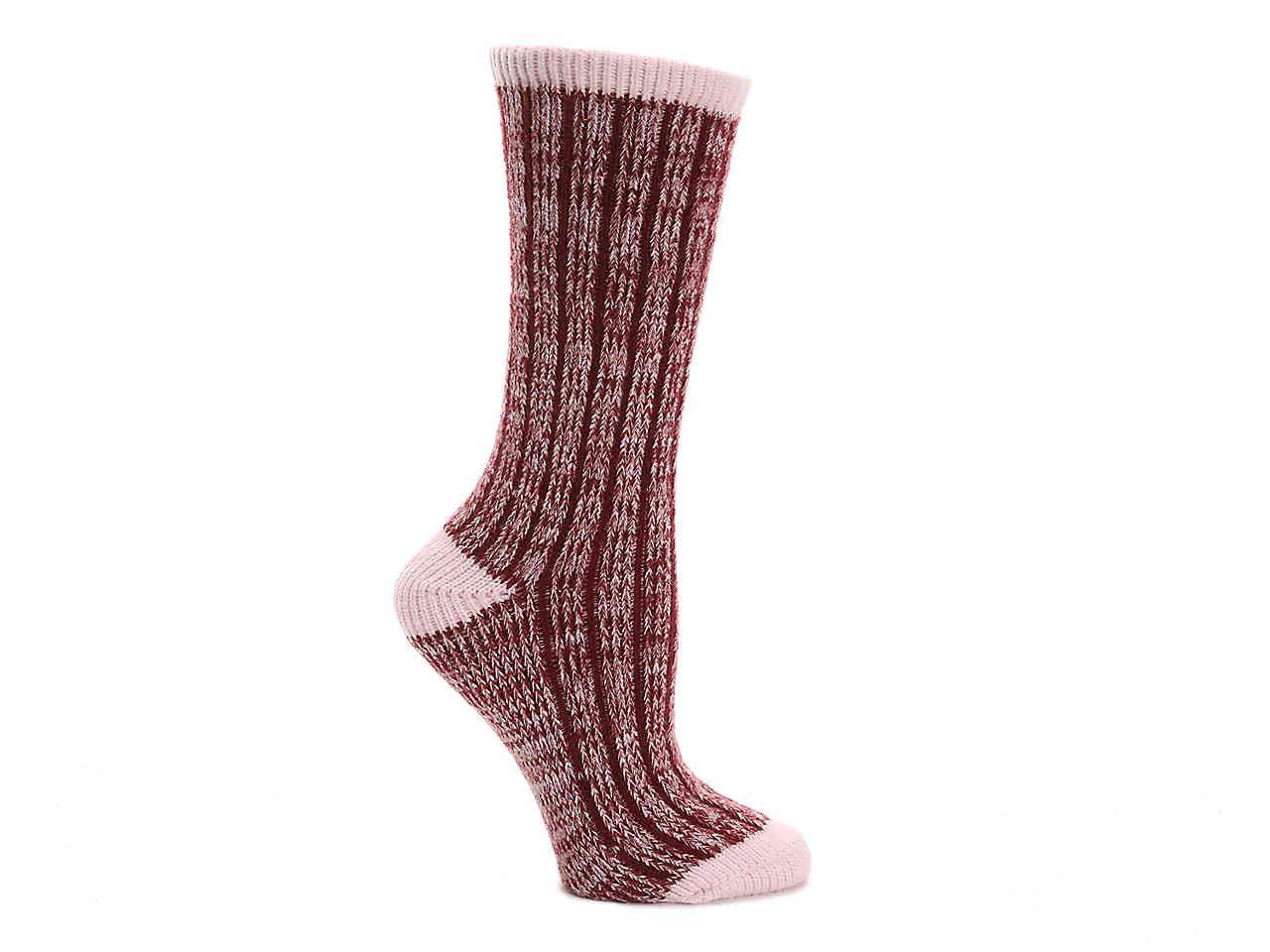 Chenille Women's Crew Socks