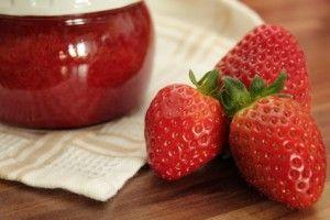 Erdbeermarmelade Klassisch