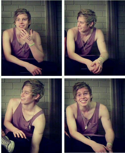 Happy birthday lukeyy!! Youre getting so old  i hope you have the greatest birthday in the history of birthdays! much love lucas xx - emily c