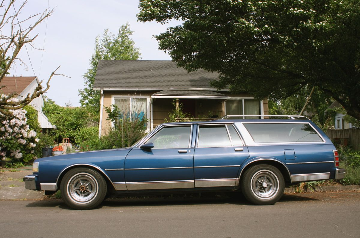 All Chevy 1987 chevrolet caprice classic brougham : Chevrolet Caprice Classic Wagon de 1987 | Chevrolet | Pinterest ...