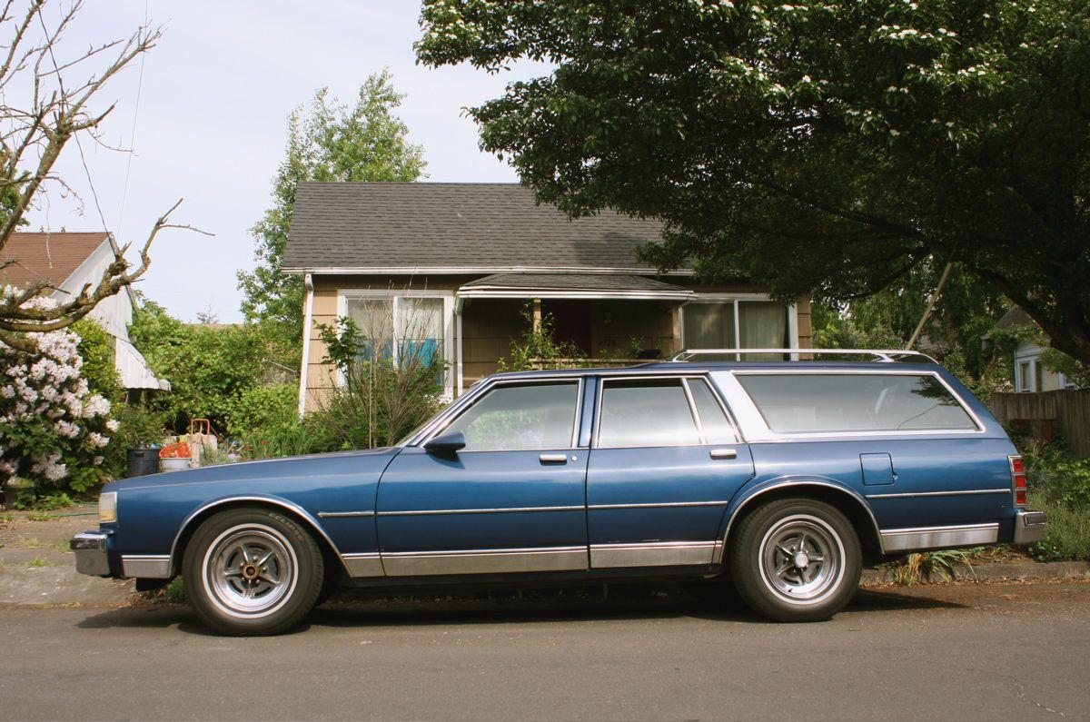 All Chevy chevy caprice 2013 : Chevrolet Caprice Classic Wagon de 1987 | Chevrolet | Pinterest ...