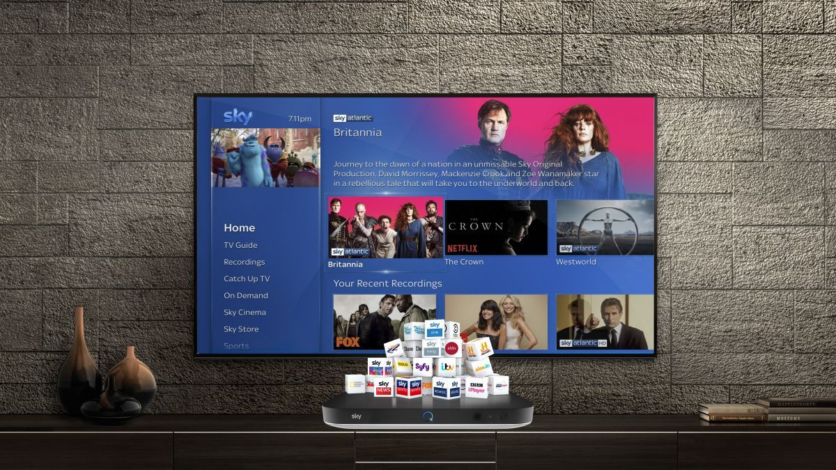 The best Sky deals for March (With images) Sky tv, Tv