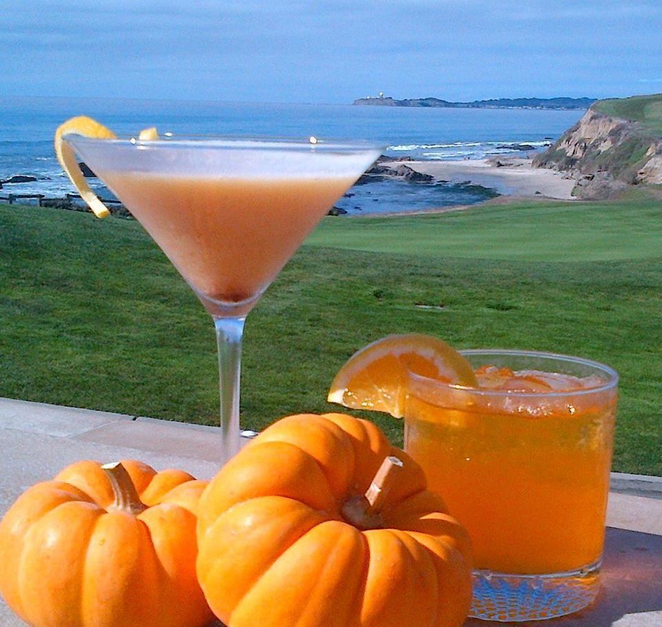Pumpkin, Martini