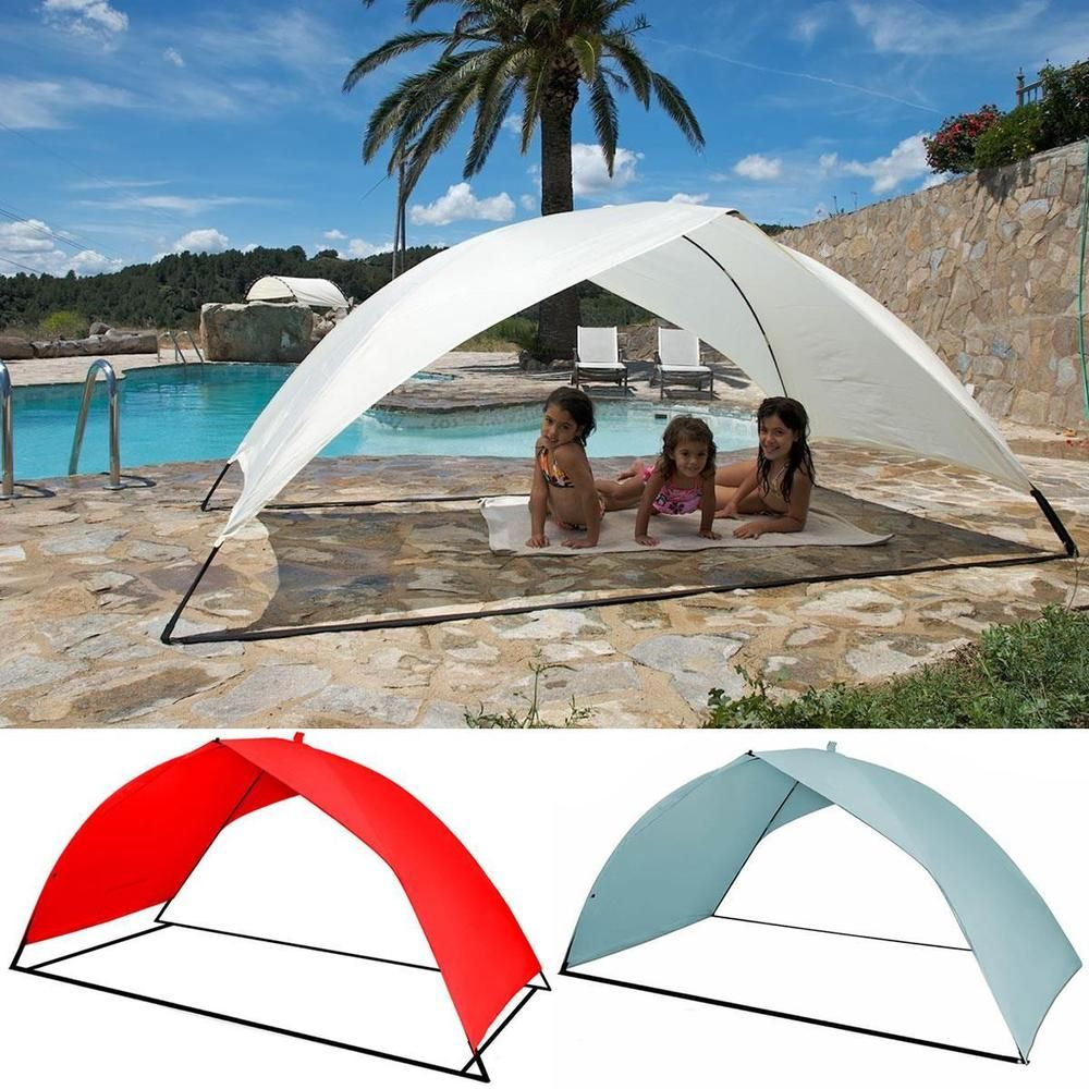 Skincom Easy for One/Two 1-4 Man/Person Family UV Solar Sun Shade Shelter Beach. Tent CanopyCanopiesHiking ...  sc 1 st  Pinterest : collapsible tent canopy - memphite.com