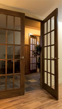 Interior and Exterior French Doors & Interior and Exterior French Doors | Lemieux Doors | Pinterest ...