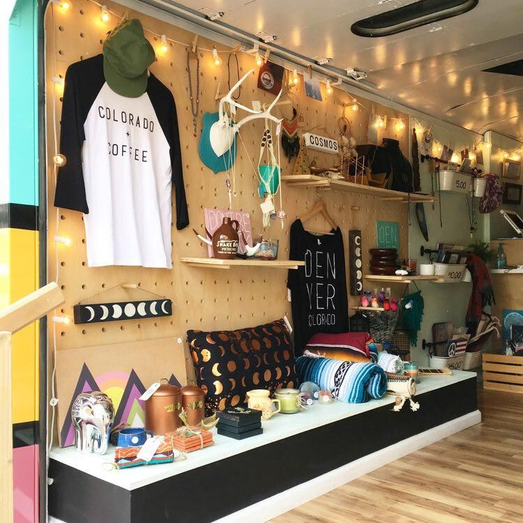 Denver Mobile Boutique, Fashion Truck, Love Free Movement