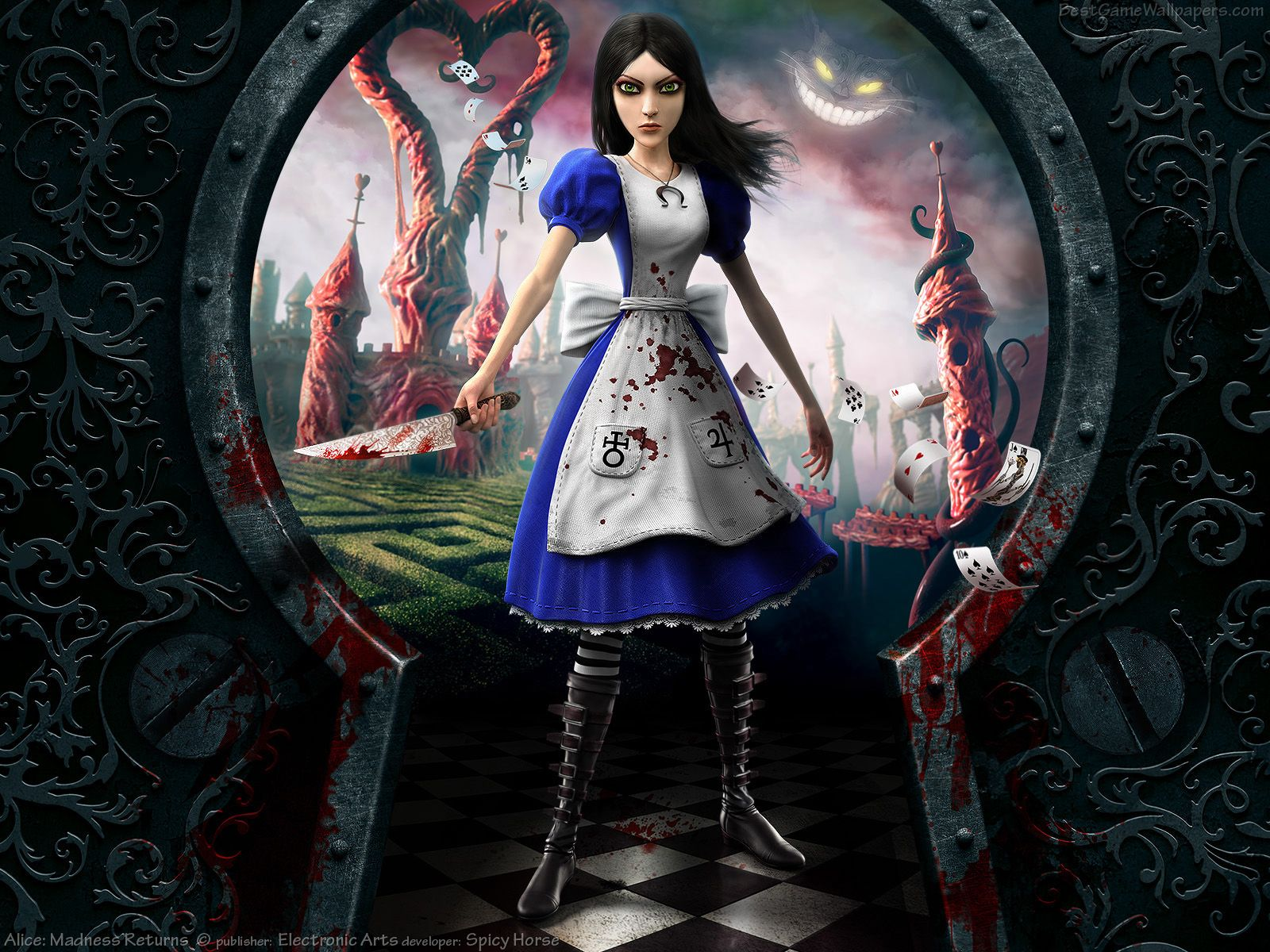 Image result for alice return to madness