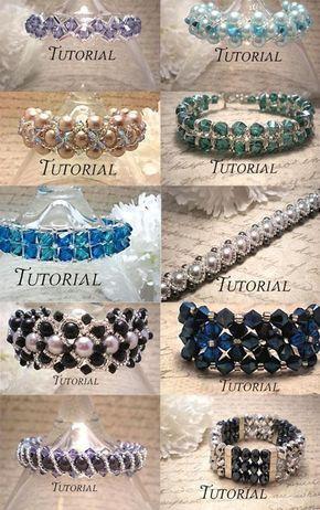 Photo of 10 Right Angle Weave Bracelet Tutorials | Bluprint