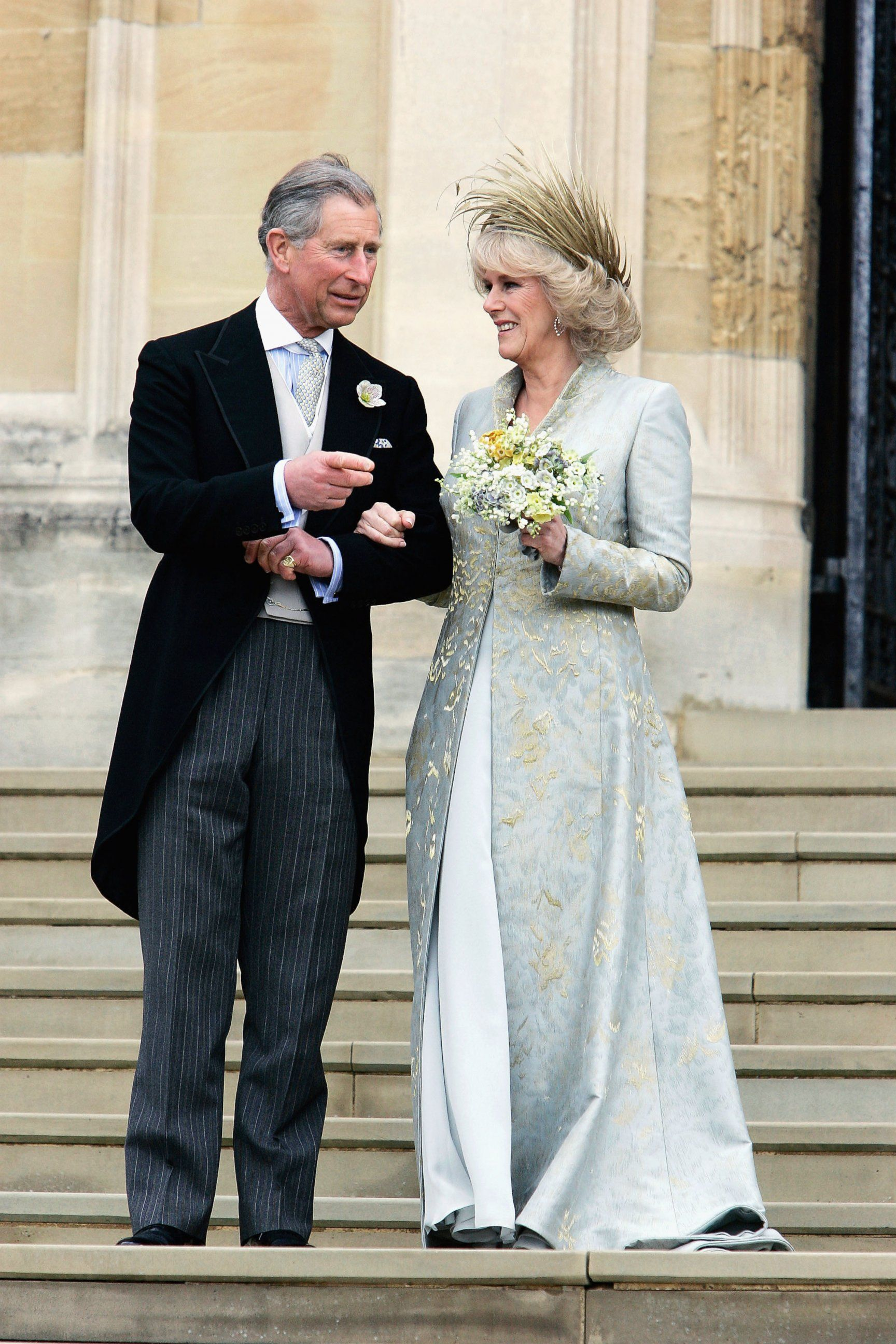 Religious wedding of Charles, Prince of Wales and ms