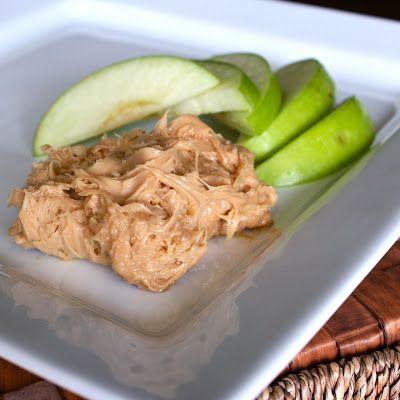 See Brooke Cook: Peanut Butter Fruit Dip
