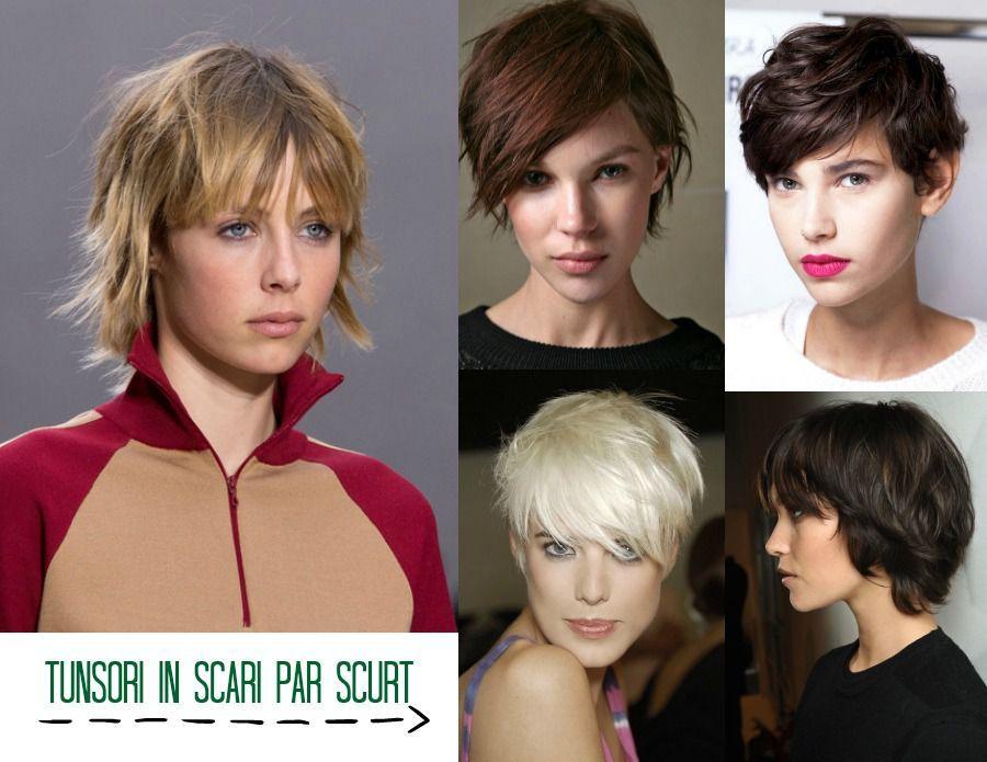40 Modele De Tunsori Femei La Moda Cute Hair Styles