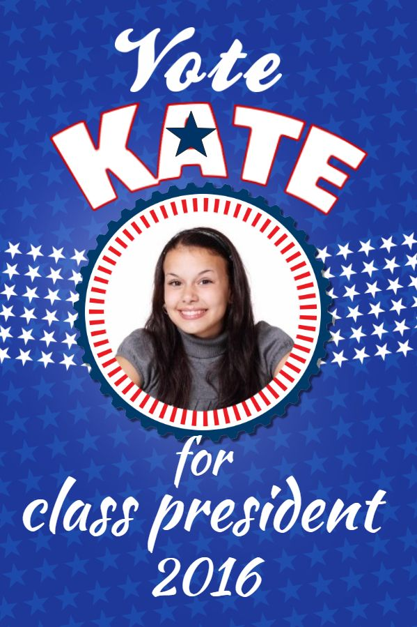 Template Sample Flyers For School Election