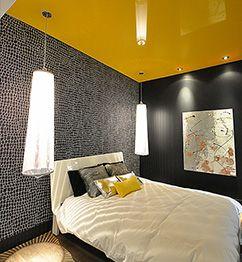rev tement plafonds tendus habitat pinterest. Black Bedroom Furniture Sets. Home Design Ideas