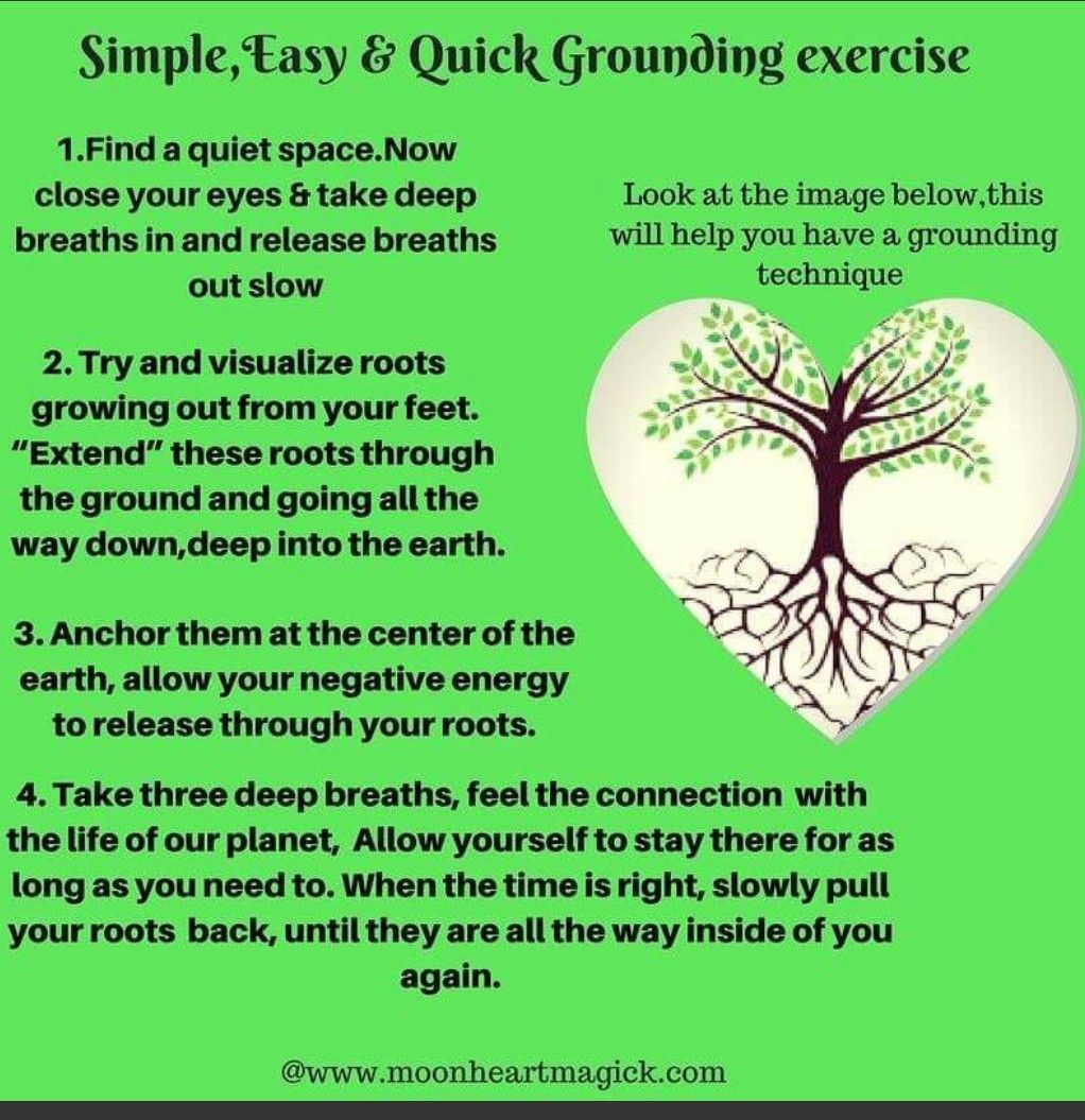 10+ 2 minute grounding exercise inspirations