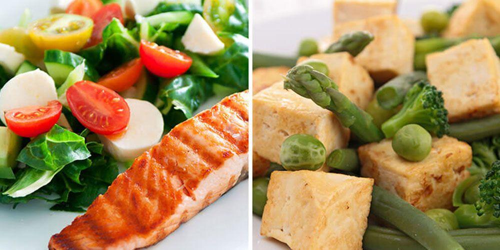 ¿Qué es la dieta de alimentación limpia?