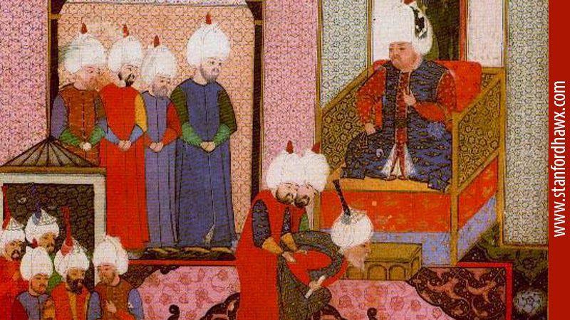 Şehzade Selim - Yavuz Bahadıroğlu - stanfordhawx