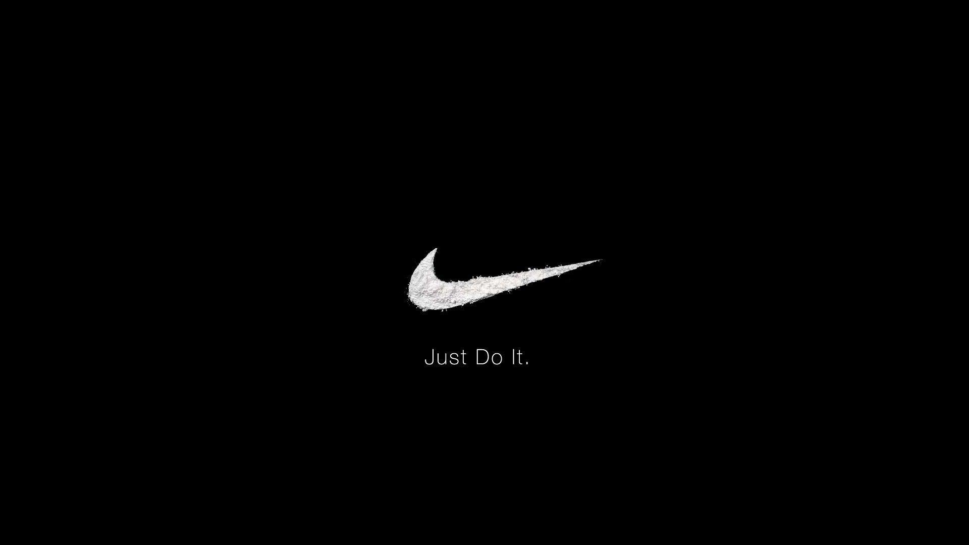 Nike Quote Just Do It Nike Logo Wallpapers Nike Wallpaper Nike Logo