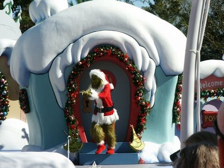 Universal Studios Grinchmas 2010, Holiday Breakfast with the ...