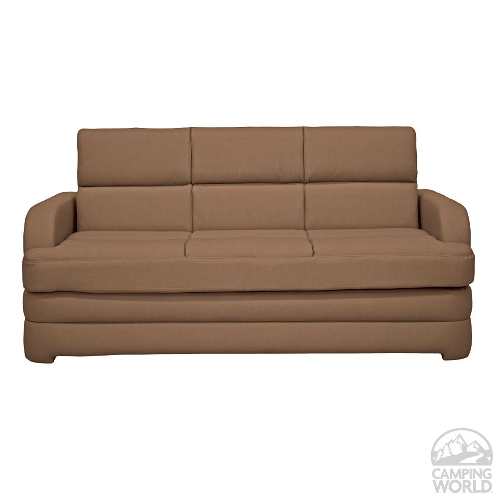 Ez Bed Storage Sofa 68 Buff Mobile Outfitters The 290198 Sofas Camping World Bed Storage Horse Trailer Sofa