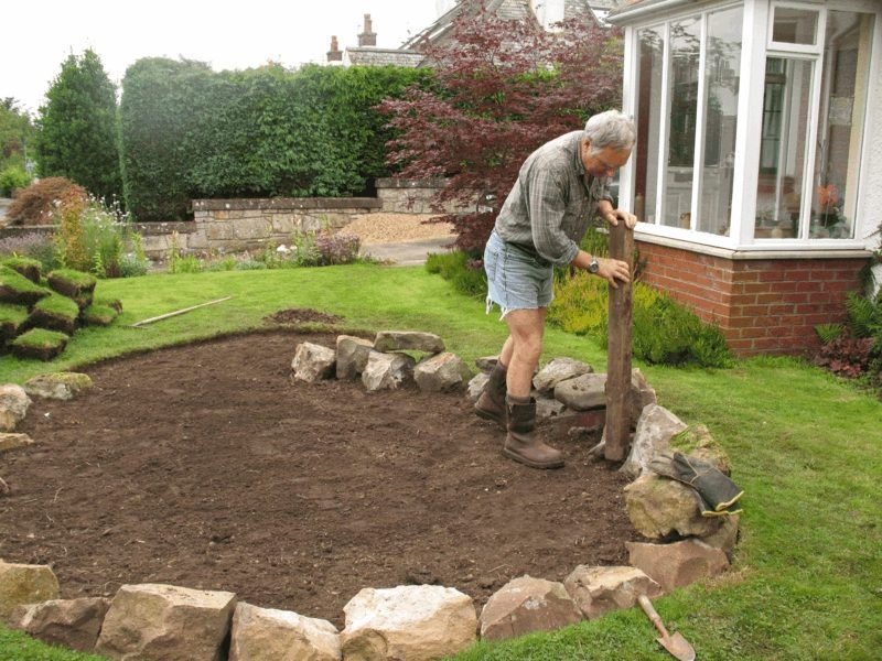 Gartengestaltung Mit Steinen Praktische Tipps Und 23 Tolle Ideen Gartenideen Grasern Gartendesign Ideen Gartengestaltung Mit Steinen Gartenbeet Gestalten
