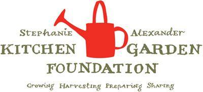 Stephanie Alexander Logo With Images Kitchen Garden