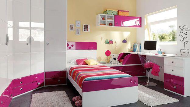 Pin de anavel soto en decoraci n de dormitorios pinterest Colores para habitaciones juveniles femeninas