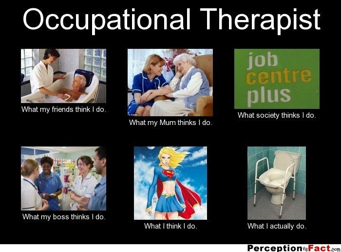 occupational therapist - what people think i do, what i really, Cephalic Vein