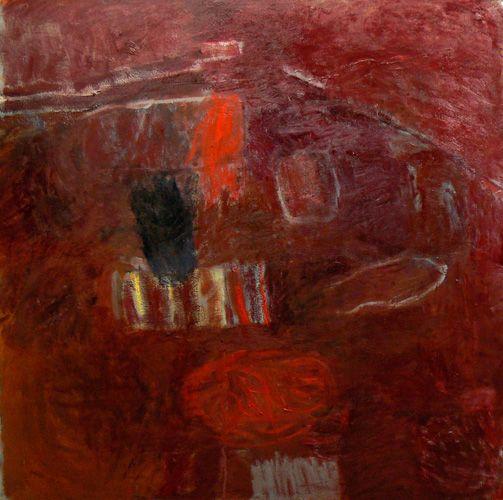 Margaret Glew | Red Tide | 2009