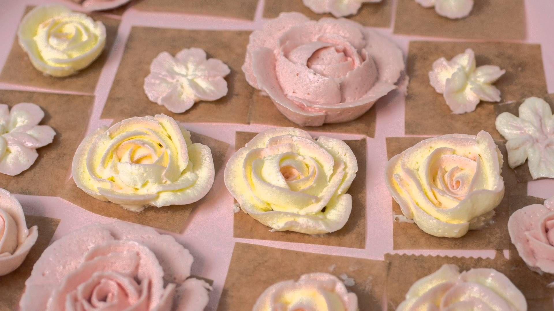 erkl rung und herstellung von buttercreme rosen buttercreme blumen tut videa pinterest. Black Bedroom Furniture Sets. Home Design Ideas