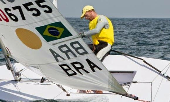 Blog Esportivo do Suíço: Robert Scheidt encerra 2014 com o bicampeonato da Copa Brasil