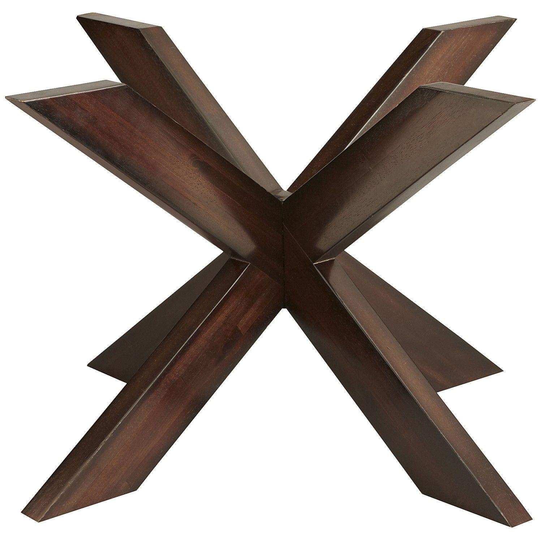 Simon Espresso X Coffee Table Base