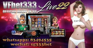 VFbet333 -- No.1 Singapore Online Casino --: VF BET333 No.1 Singapore Online Slot Site: VF BET3...