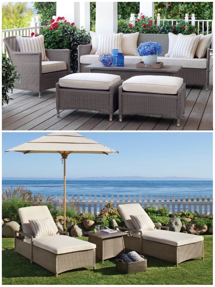 Outdoor furniture collections by brown jordan 50 luxury patio furniture collections