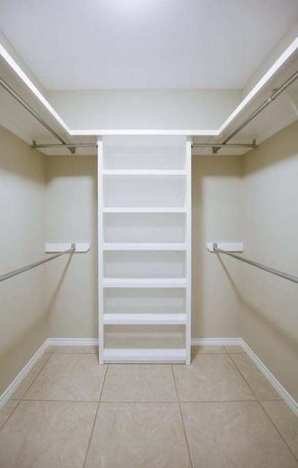 46 Trendy Small Walk In Closet Lighting Dressing Rooms With