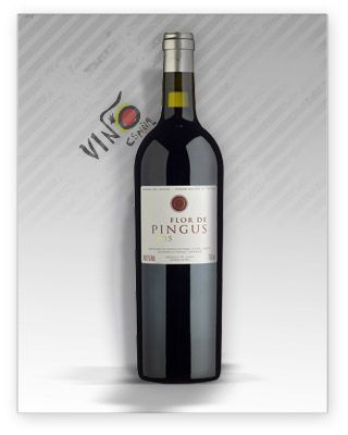 Cata De Flor De Pingus 2016 Etiquetas De Vino Vinos Vino Tinto