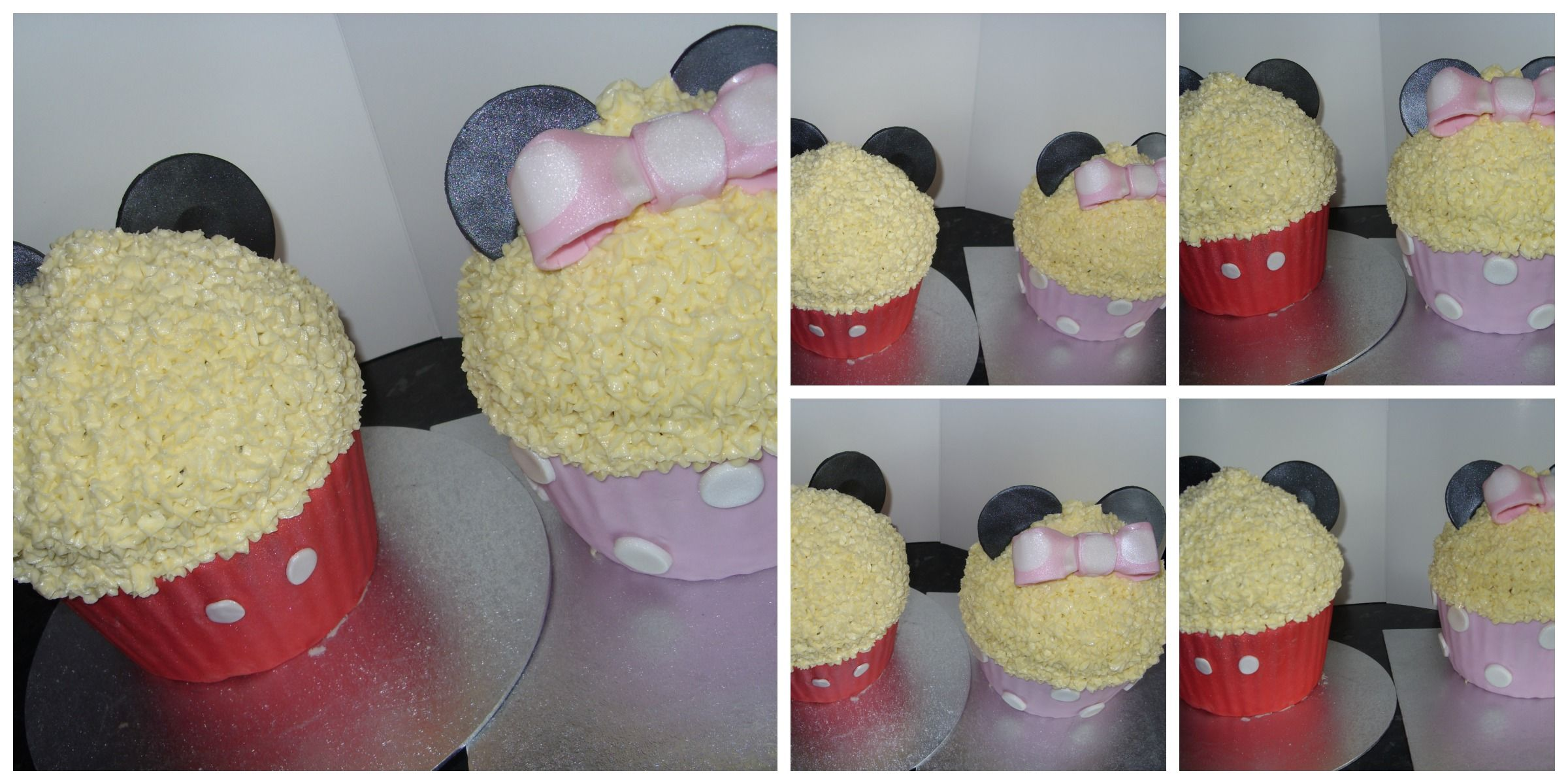 heres mickey and Minnie x
