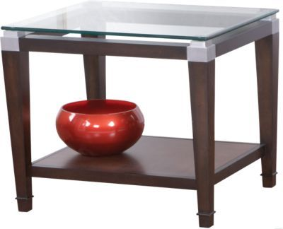 Groovy Laketon Walnut End Table House To Do List Table Spiritservingveterans Wood Chair Design Ideas Spiritservingveteransorg