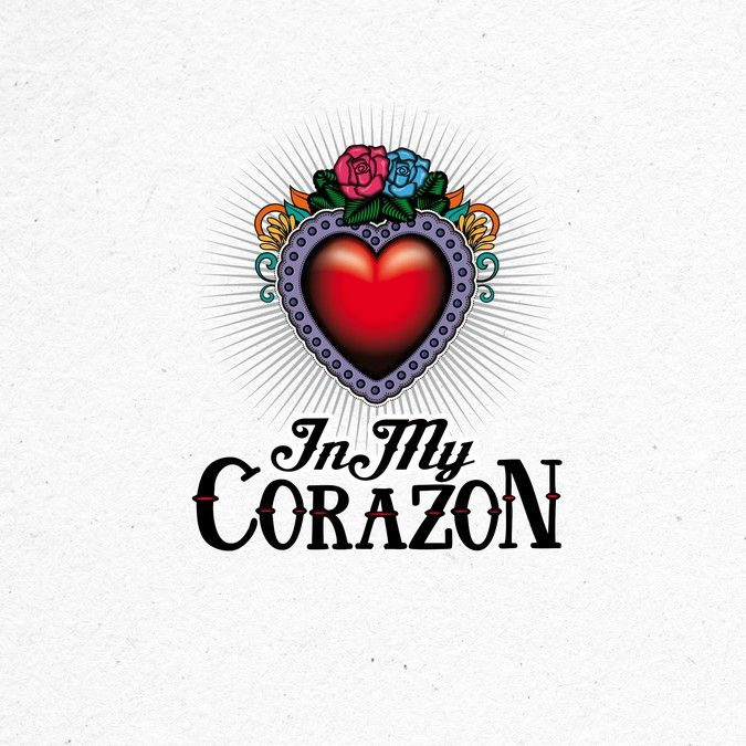 Freelance Jobs In My Corazon Logo for Tradional Latin Clothing and ...