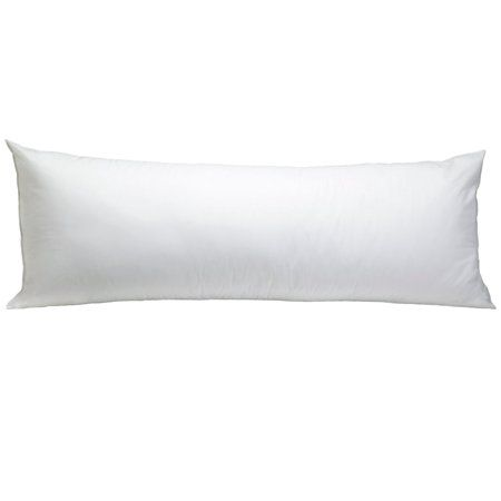 Restright 100 Cotton Body Pillow Protector 20 X 48