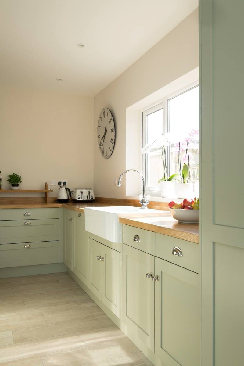 Best Gorgeous Shaker Kitchen From Chalkhouse Interiors Hand 400 x 300