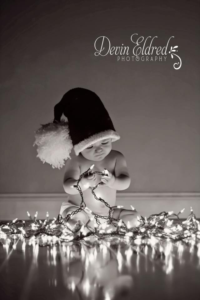 Schönes #Weihnachts #Baby #Foto | flyer ideen | Pinterest | Babys ...