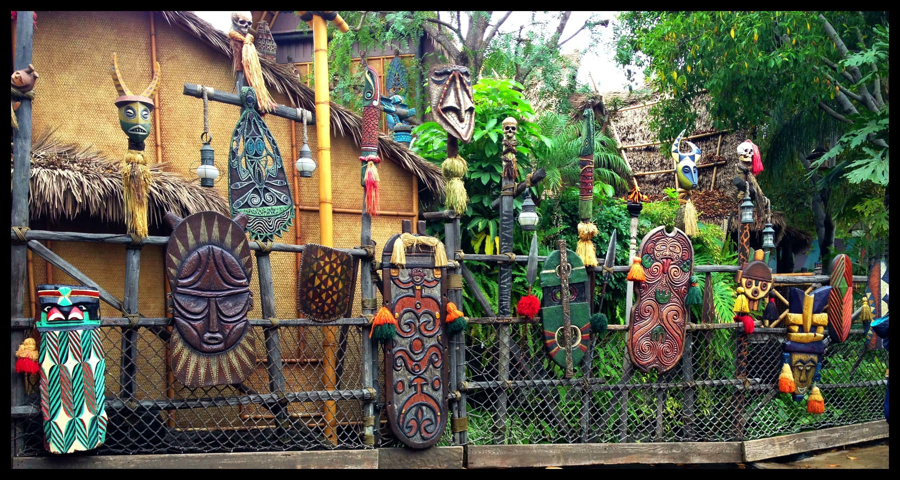 #Tiki Room #Disneyland   Enchanted tiki room, Tiki room ...
