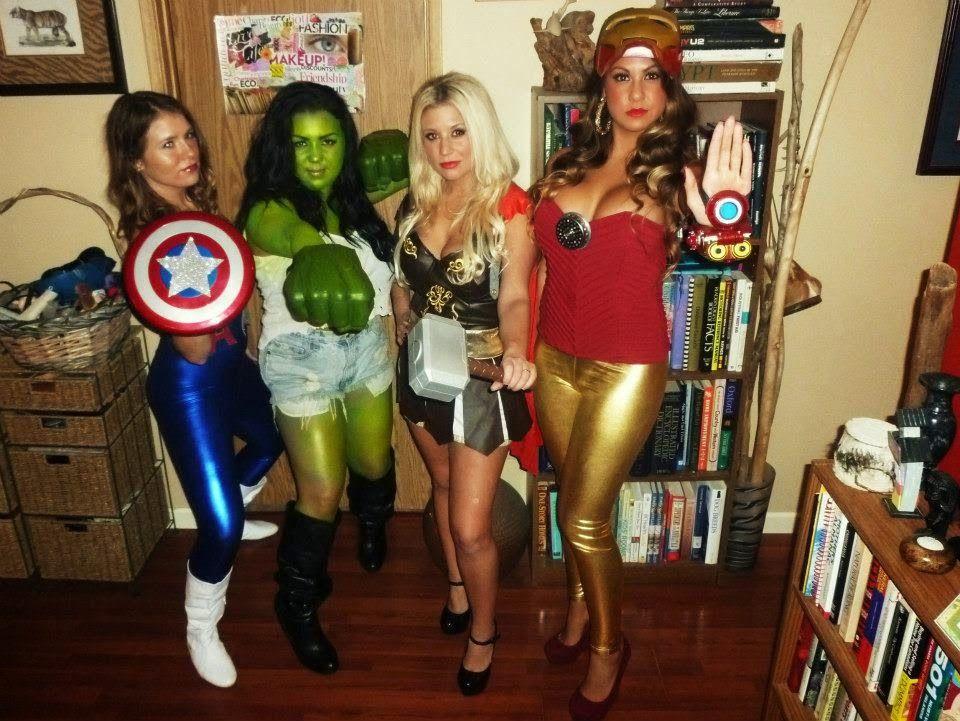 The Best of Halloween Costumes 2014: More Creative DIY Halloween ...