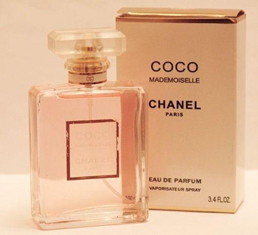 NEW & SEALED CHANEL COCO MADEMOISELLE Eau de Parfum 3.4oz Spray - Made in France #Chanel