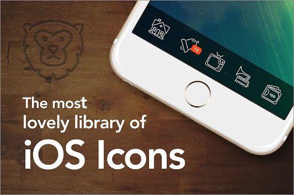 5000 photo realistic ios icons ios icon app icon and ios app icon