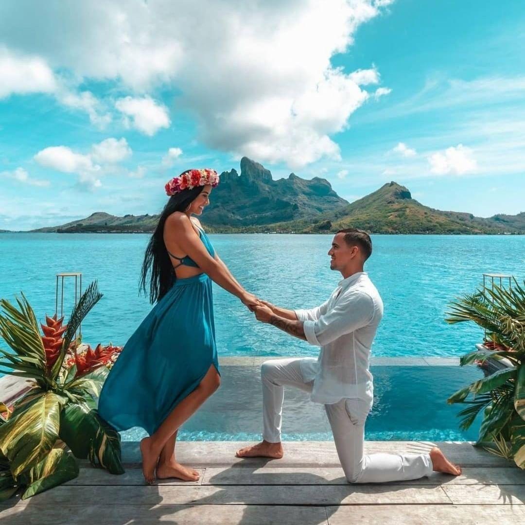Top Millionaire Dating Sites In 2021 Travel Lover Travel Couple Bora Bora