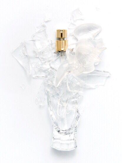 Broken Glass Perfume Bottle Glass Perfume Bottle Vase With Lights Perfume Bottles