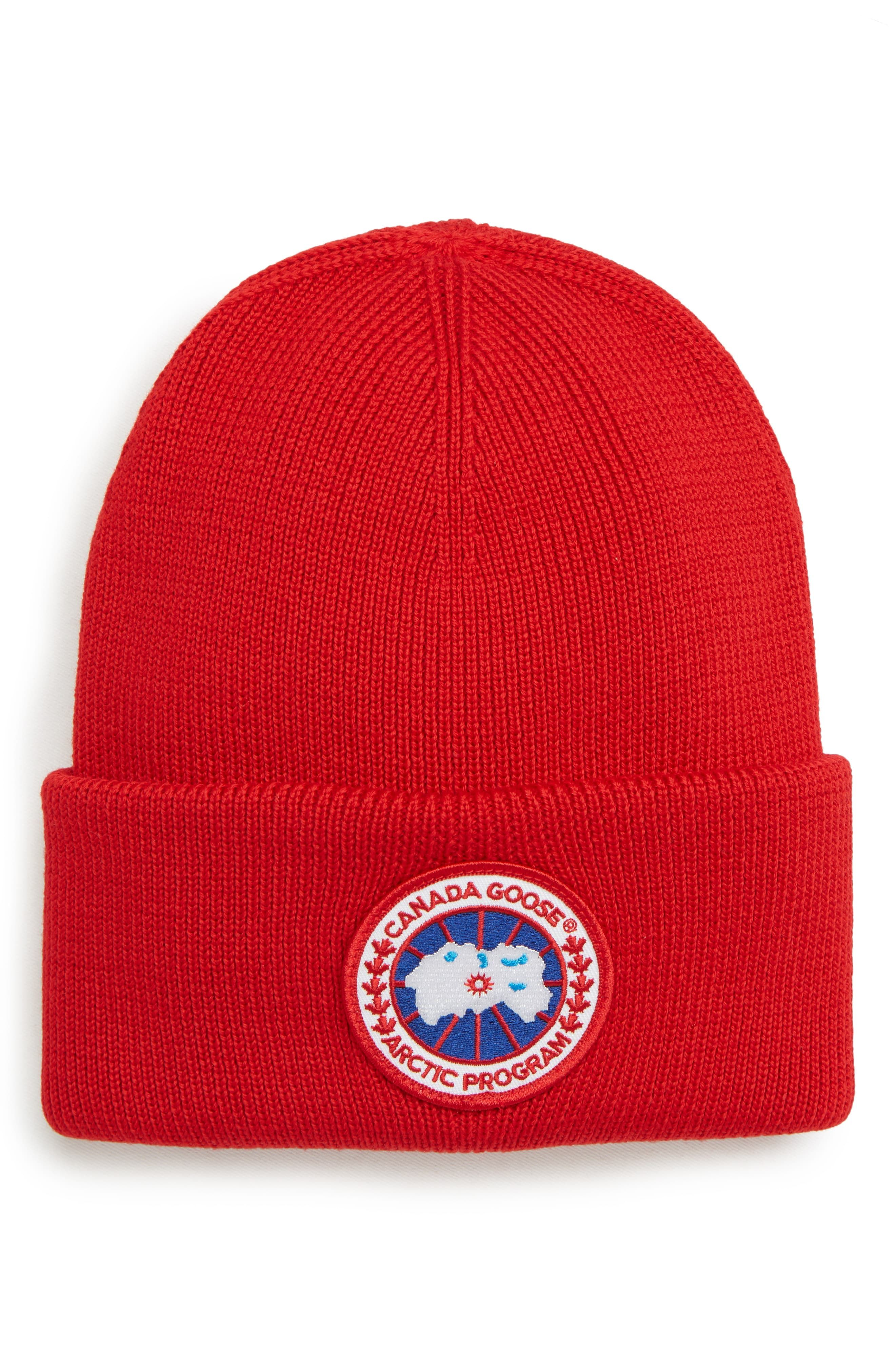 65f133a44 Canada Goose Arctic Disc Toque Beanie - Grey in 2019 | Products ...