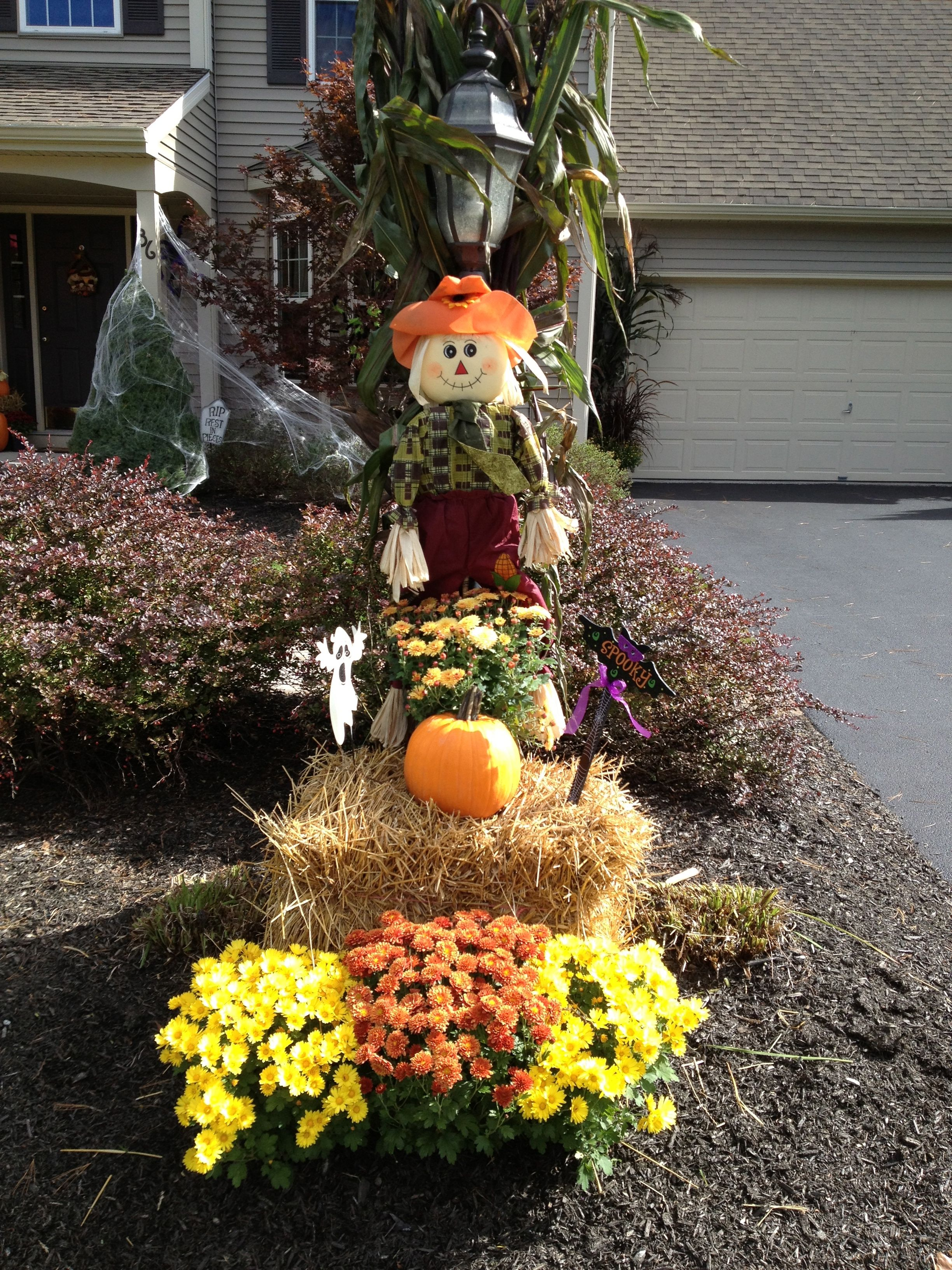 fall harvest decorations outdoors fall harvest outdoor display  with images  harvest decorations  fall harvest outdoor display  with