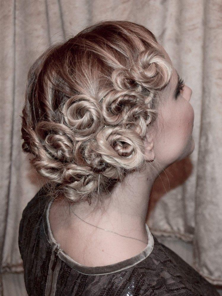Frisuren 20er Jahre Damen Lange Haare Haarschnitte Beliebt In Europa